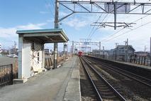 日本一長い真っすぐな線路
