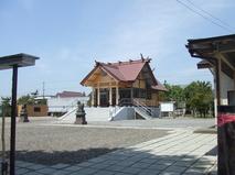 錦岡樽前山神社